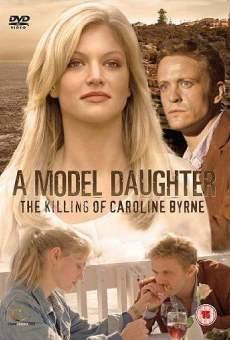 Ver película Una hija de modelo: El asesinato de Caroline Byrne