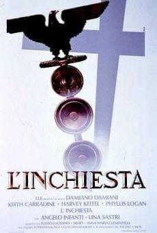 L'inchiesta - Anno domini XXXIII online