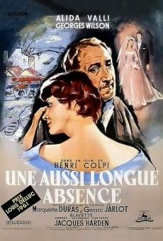 Ver película Una larga ausencia