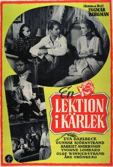 Ver película Una lección de amor