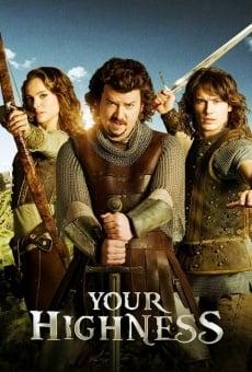 Ver película Una loca aventura medieval
