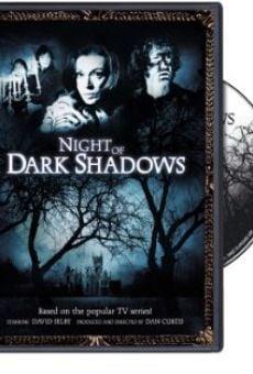 Night of Dark Shadows on-line gratuito