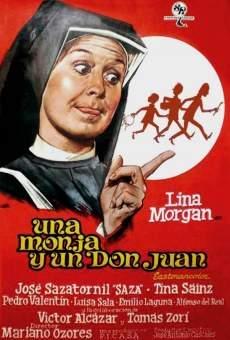 Una monja y un Don Juan online