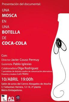 Una mosca en una botella de Coca-Cola on-line gratuito