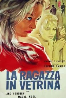 Ver película Una muchacha en el escaparate