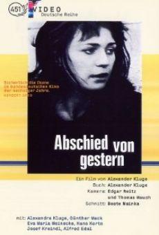 Película: Una muchacha sin historia