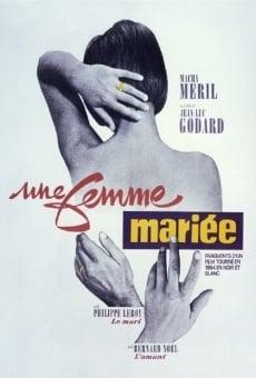 Ver película Una mujer casada