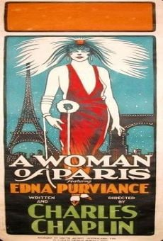 A Woman of Paris: A Drama of Fate on-line gratuito