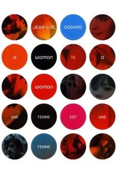 Ver película Una mujer es una mujer