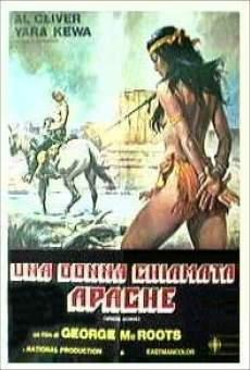 Ver película Una mujer llamada Apache
