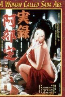 Ver película Una mujer llamada Sada Abe