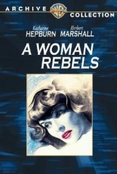 A Woman Rebels on-line gratuito