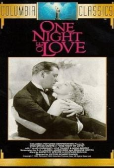 One Night of Love on-line gratuito
