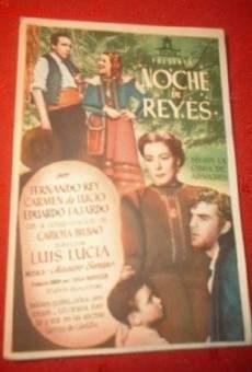 Ver película Una noche en El Relámpago