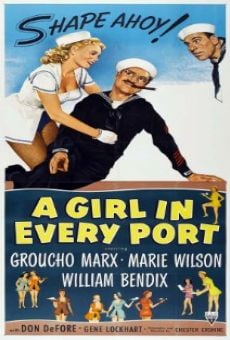 A Girl in Every Port on-line gratuito
