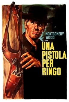 un pistolet pour ringo 1965 film en fran ais. Black Bedroom Furniture Sets. Home Design Ideas