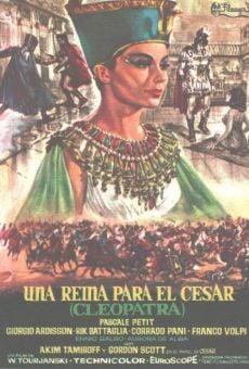 Película: Una Reina para el César