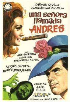 Una señora llamada Andrés on-line gratuito