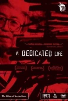 Ver película Una vida dedicada