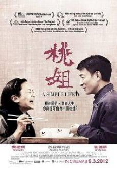 Ver película Una vida sencilla