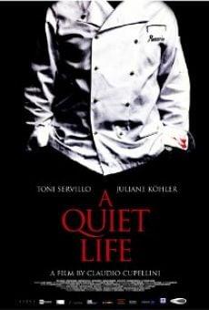 Ver película Una vita tranquilla