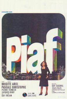 Ver película Una voz llamada Edith Piaf