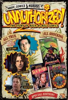 Unauthorized and Proud of It: Todd Loren's Rock 'n' Roll Comics on-line gratuito