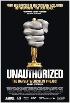Película: Unauthorized: The Harvey Weinstein Story