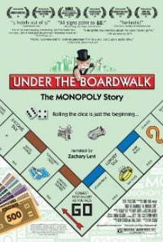 Ver película Under the Boardwalk: The Monopoly Story