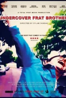 Película: Undercover Frat Brother
