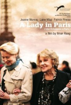 Película: Une estonienne à Paris
