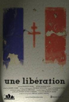Película: Une Libération