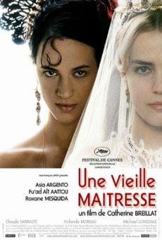 Película: Une vieille maîtresse (Una vieja amante)