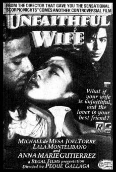 Ver película Unfaithful Wife