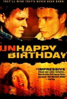 Ver película Unhappy Birthday