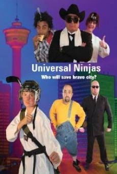Universal Ninjas online