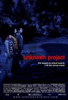 Película: Unknown Project