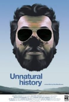 Watch Unnatural History online stream