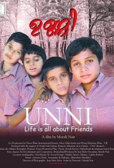 Ver película Unni, otra historia de un niño indio