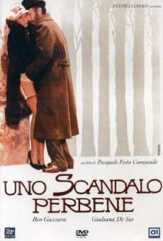 Película: Uno scandalo perbene