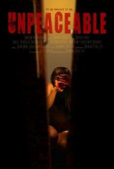 Unpeaceable online