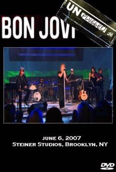 Unplugged: Bon Jovi on-line gratuito
