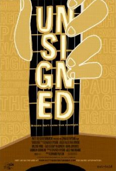 Ver película Unsigned