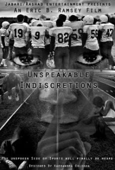 Unspeakable Indiscretions on-line gratuito