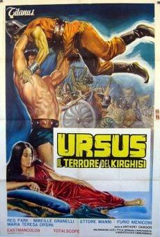 Ver película Ursus, el terror de los kirgueses
