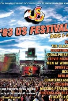 US Festival 1983 Days 1-3 gratis
