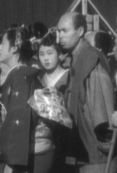 Ver película Utamaro y sus 5 mujeres