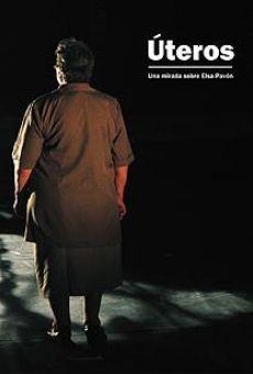 Ver película Úteros: una mirada sobre Elsa Pavón