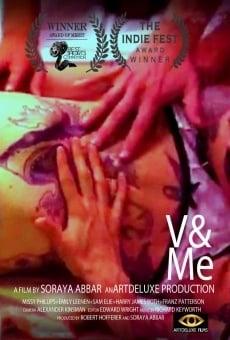 V & Me online