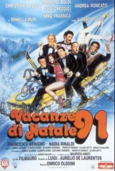 Vacanze di Natale '91 on-line gratuito